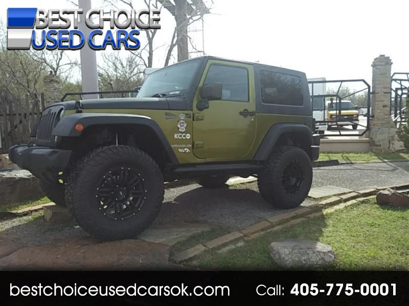 Buy Here Pay Here Okc >> Buy Here Pay Here 2008 Jeep Wrangler X For Sale In Oklahoma