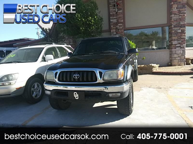 Toyota Tacoma PreRunner Xtracab 2WD 2003
