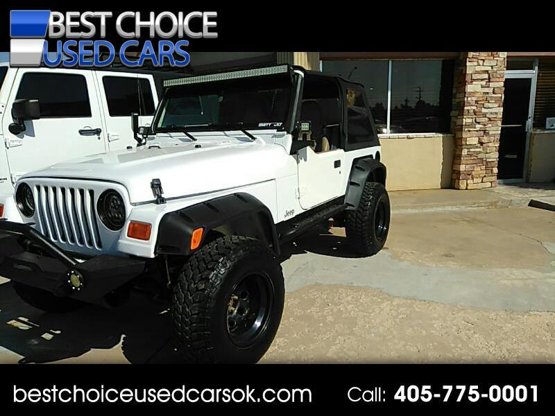 Buy Here Pay Here Okc >> Buy Here Pay Here 2002 Jeep Wrangler 2dr S For Sale In