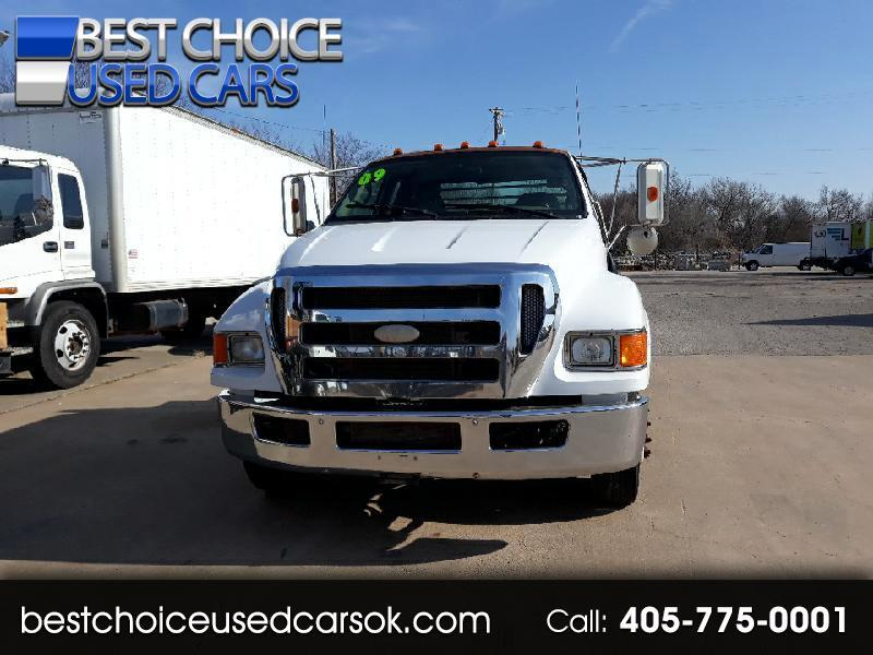 Ford F-650 SuperCab 2WD DRW 2009