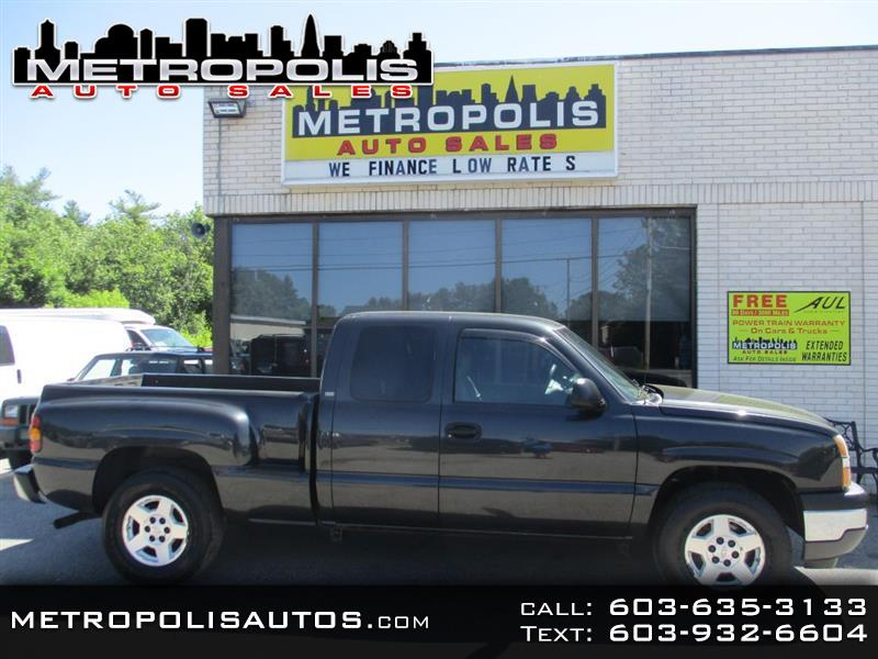 2005 Chevrolet Silverado 1500 LT Ext. Cab Long Bed 4WD