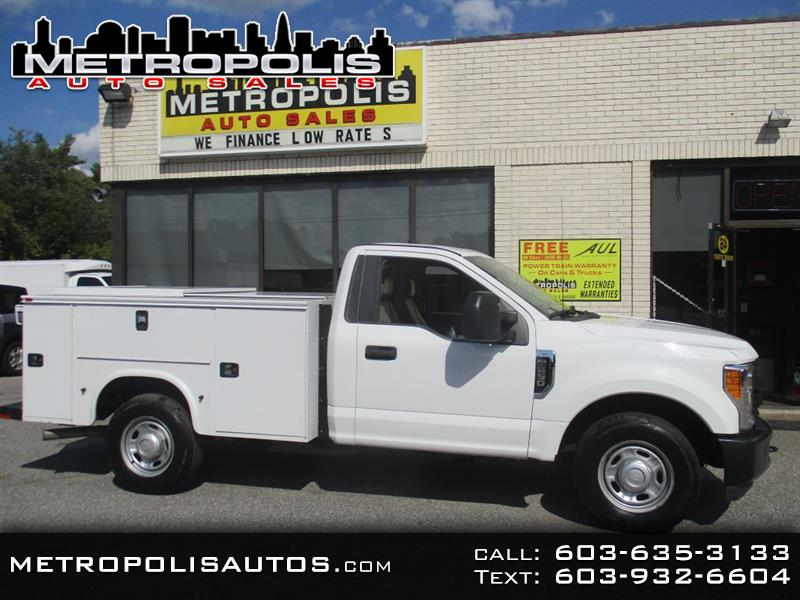 2017 Ford F-250 SD XLT 2WD