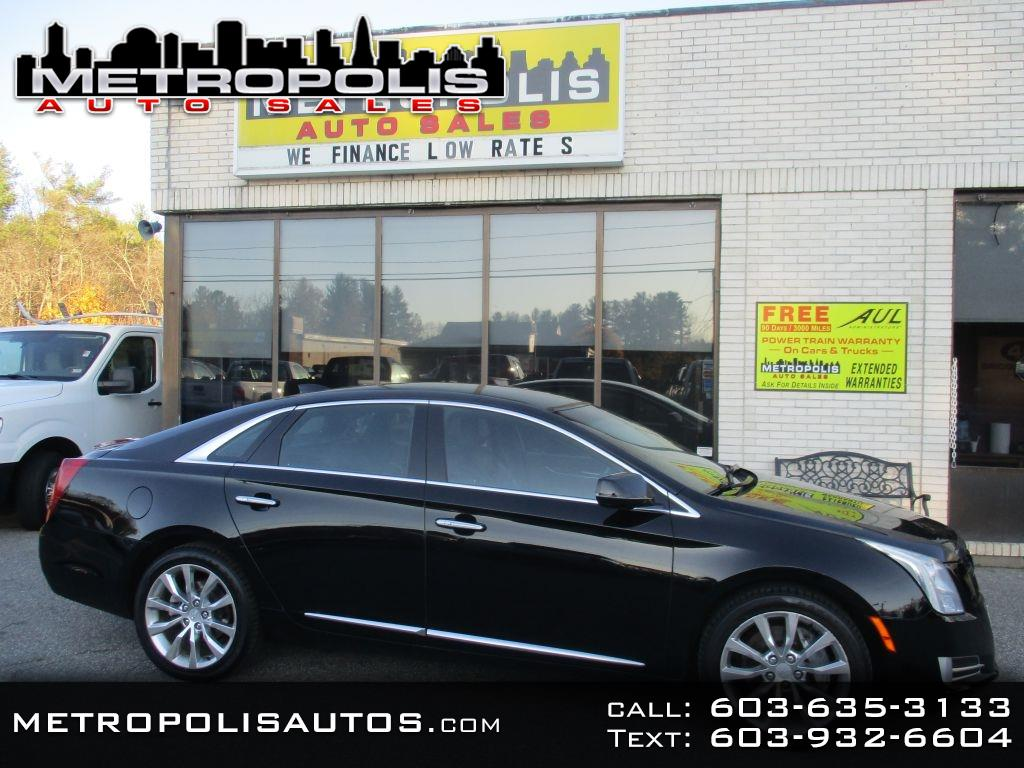 Cadillac XTS Luxury AWD 2016