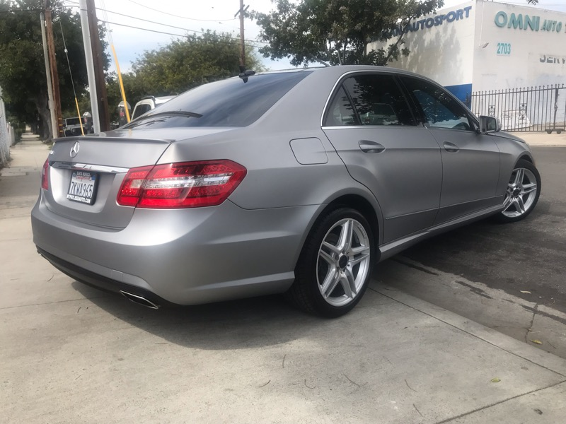 2011 Mercedes-Benz E-Class E350 Sedan