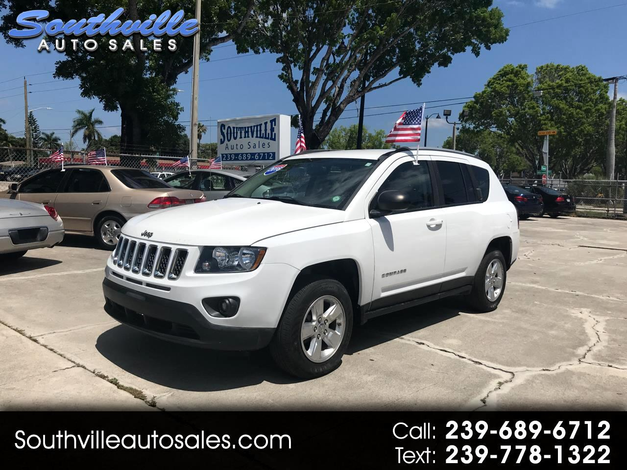 Jeep Compass 2WD 2016