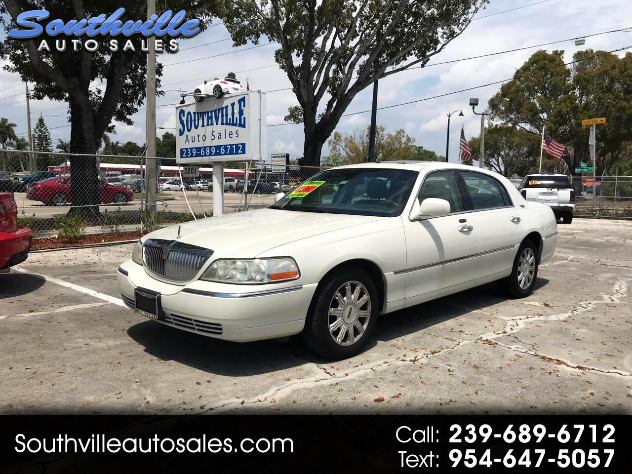 Lincoln Town Car Signature Limited 2006