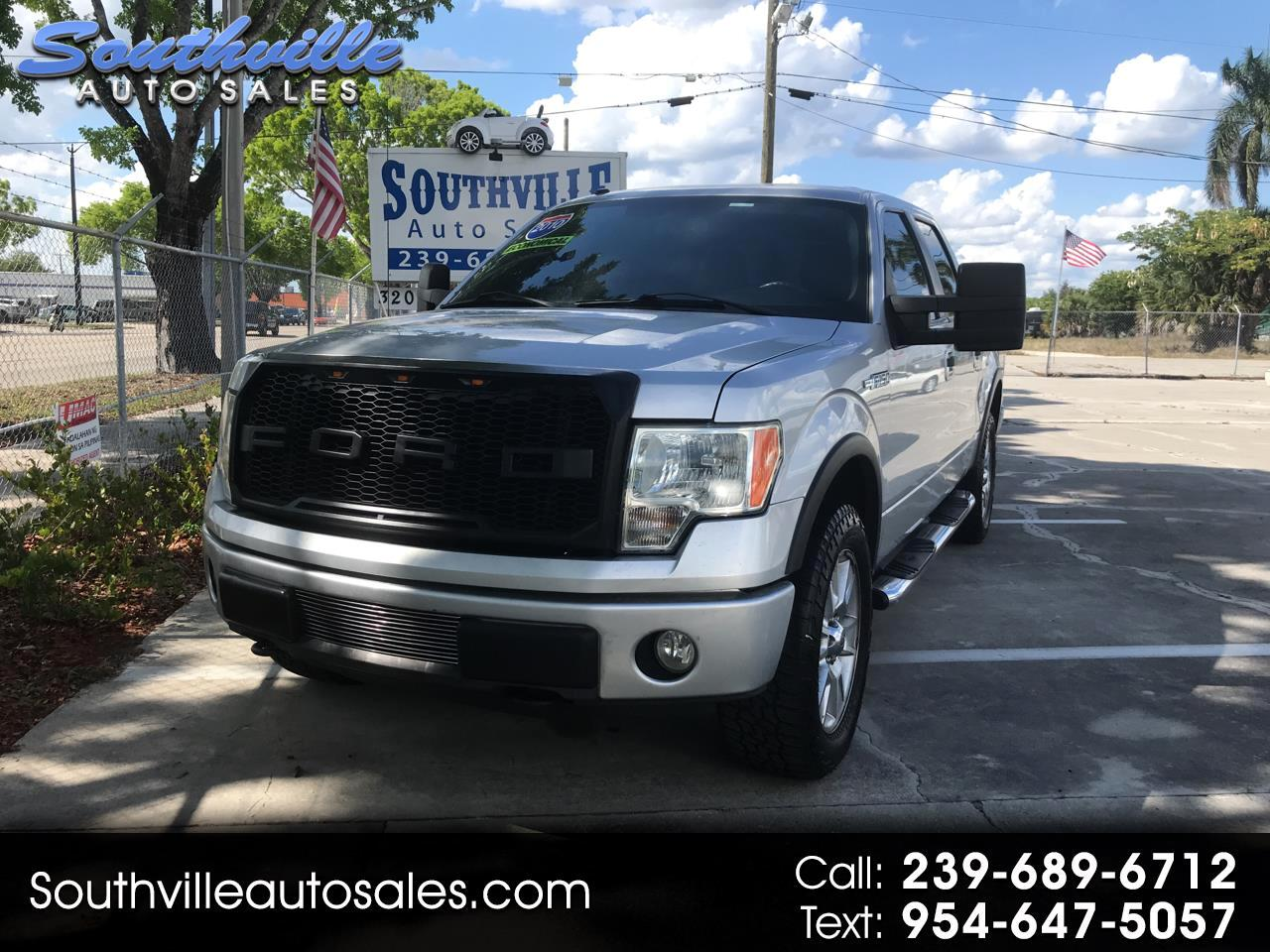 Ford F150 FX4 Supercrew 4WD 2010