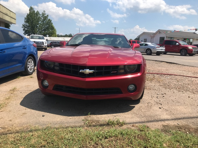2013 Chevrolet Camaro Coupe 1LT