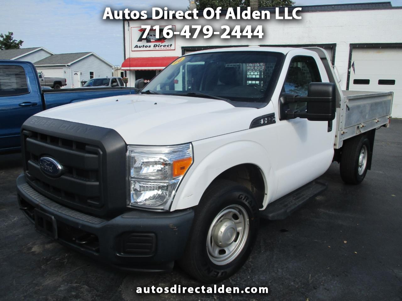 2014 Ford F-250 SD XLT 2WD
