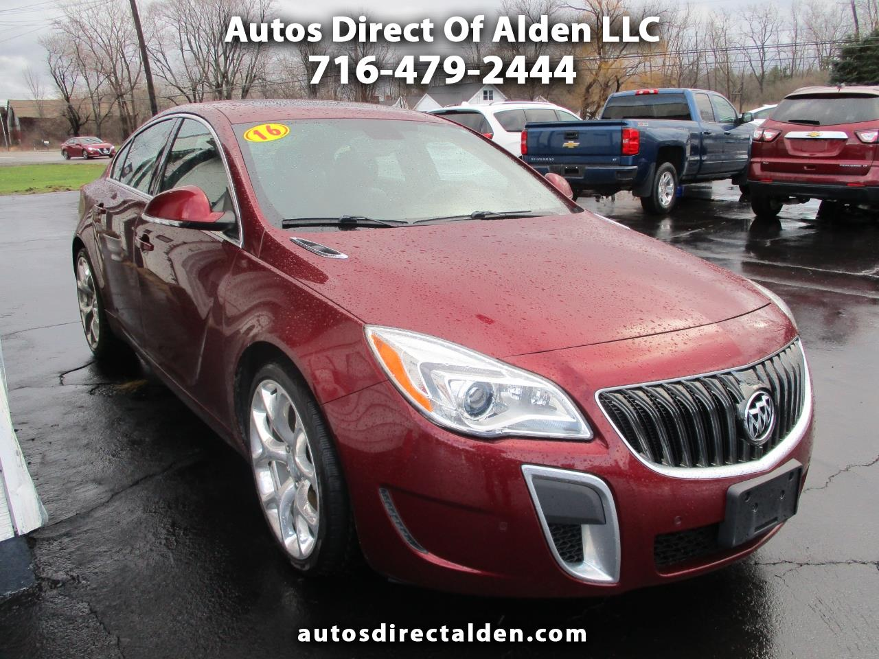 Buick Regal GS AWD 2016