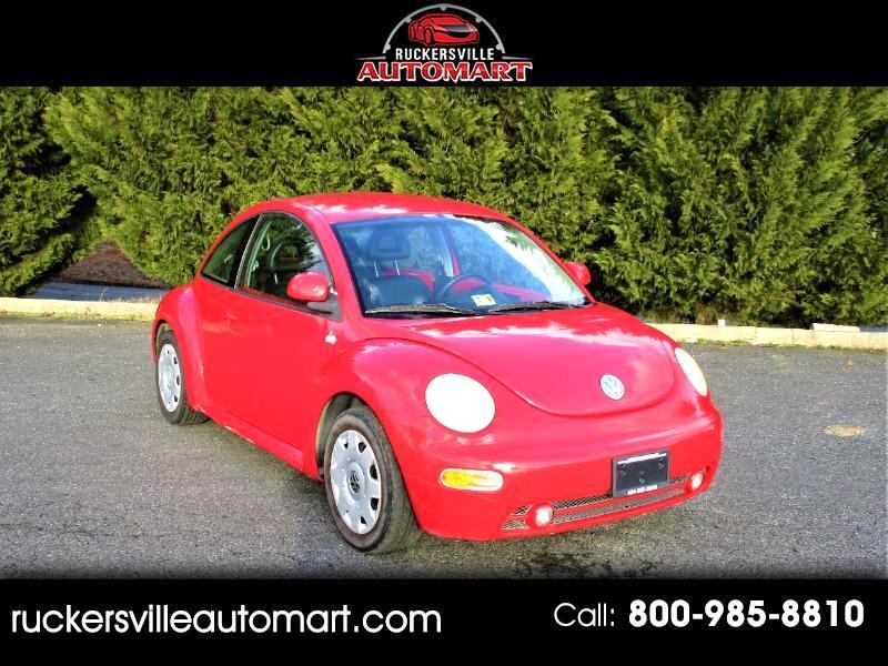 Volkswagen New Beetle GLS 2.0 2000
