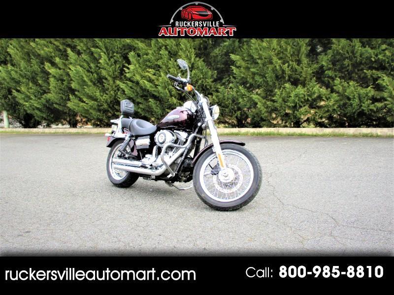 Harley-Davidson FXDCI  2007