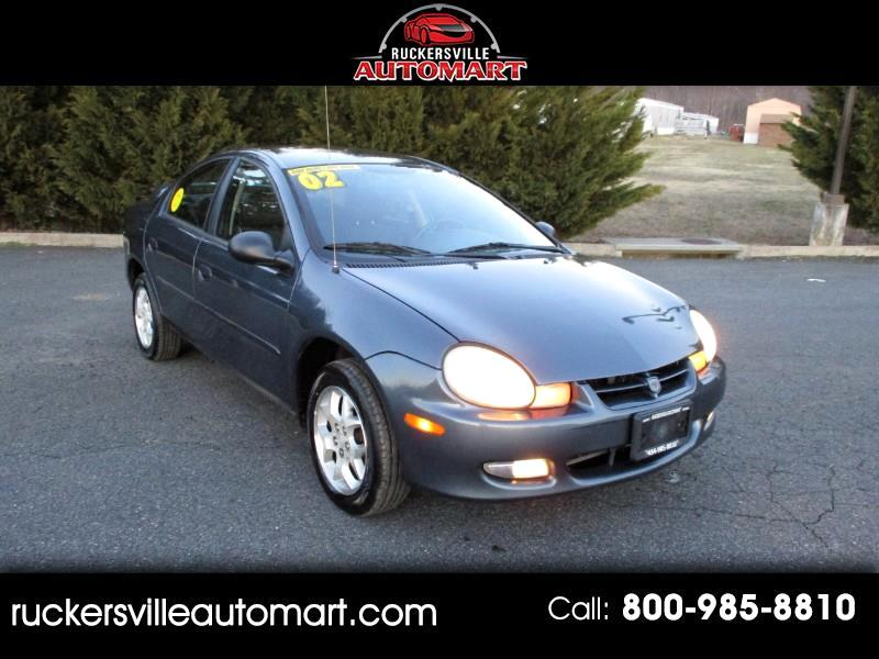 Dodge Neon SXT 2002