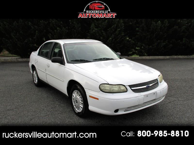 Chevrolet Classic Fleet 2004