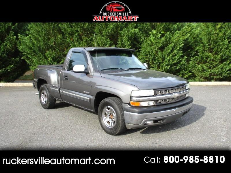 Chevrolet Silverado 1500 Reg. Cab Short Bed 2WD 2000