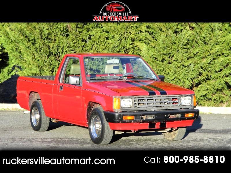 Dodge Ram 50 Reg. Cab Short Bed 2WD 1992