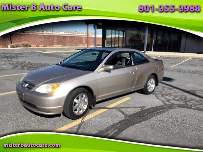 2002 Honda Civic EX coupe