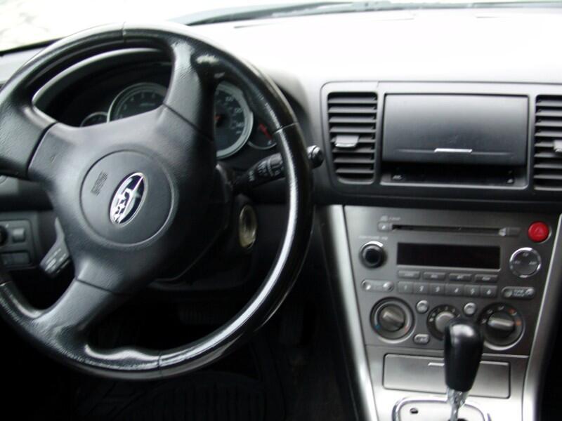 2005 Subaru Legacy Wagon 2.5 i