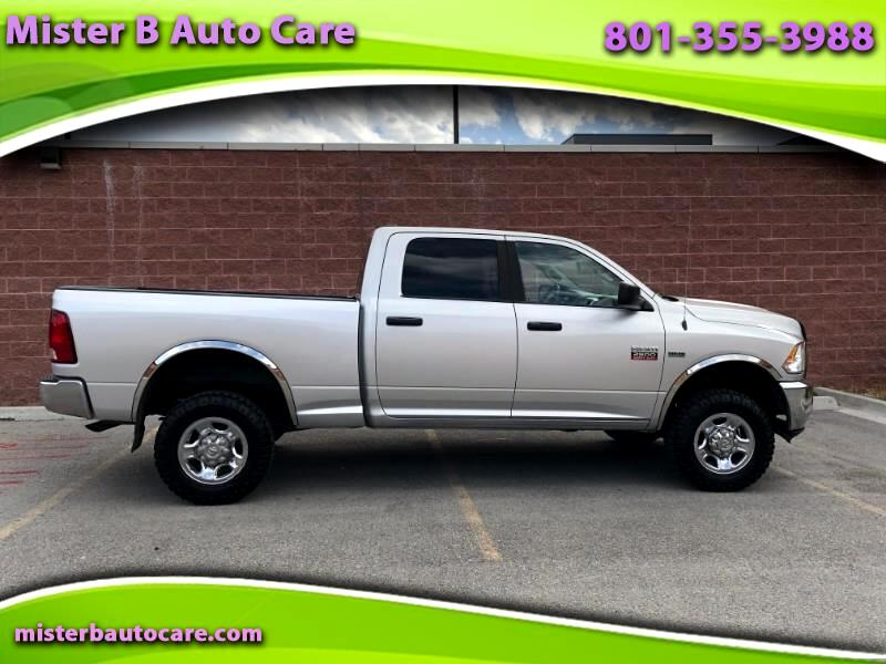 RAM 2500 Power Wagon Crew Cab 4WD 2010