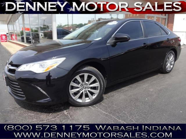 2015 Toyota Camry 4dr Sdn XLE V6 Auto