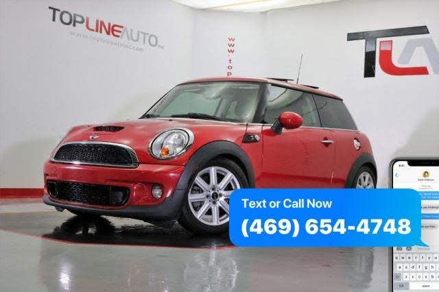 Mini Cooper Dallas >> Used 2013 Mini Cooper In Dallas Tx Auto Com Wmwsv3c52dt475797