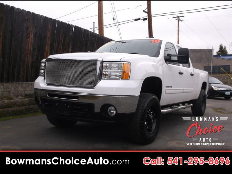 2010 GMC Sierra 2500HD 2500 SLE