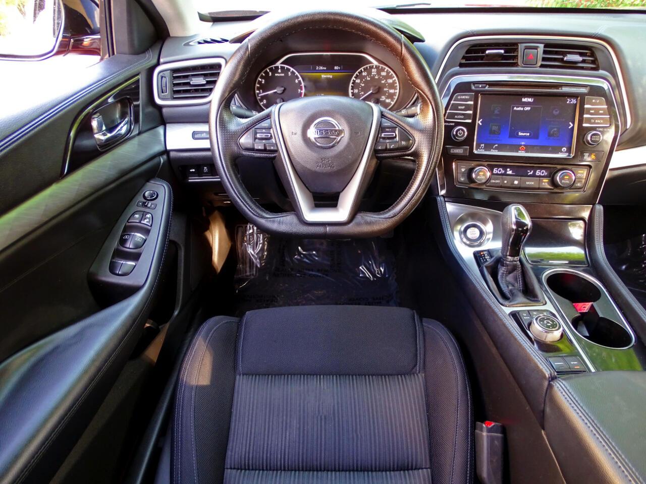 2016 Nissan Maxima 4dr Sdn 3.5 S