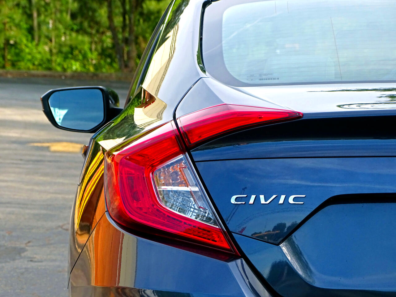 2017 Honda Civic Sedan LX CVT