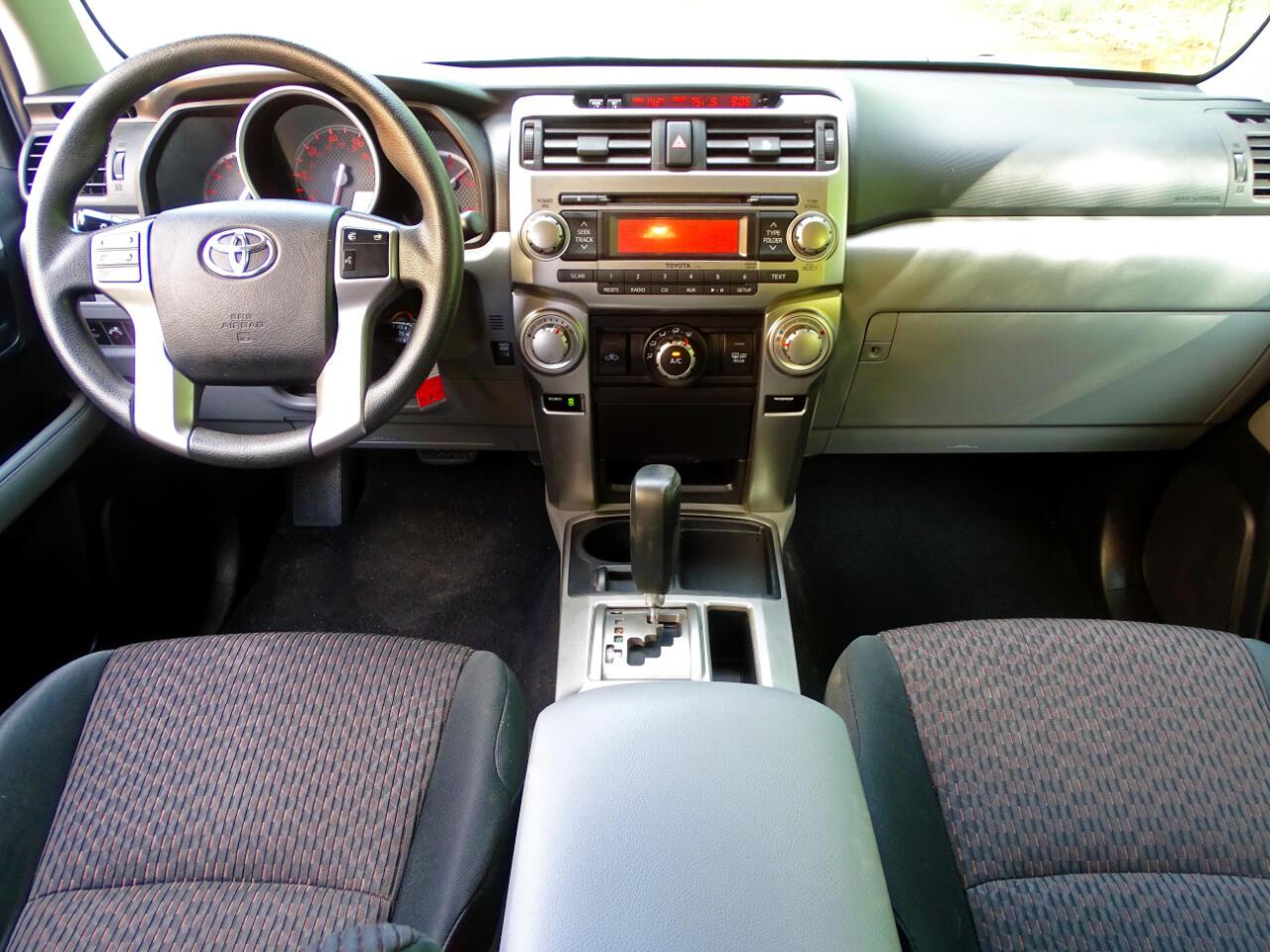 2013 Toyota 4Runner RWD 4dr V6 Limited (Natl)