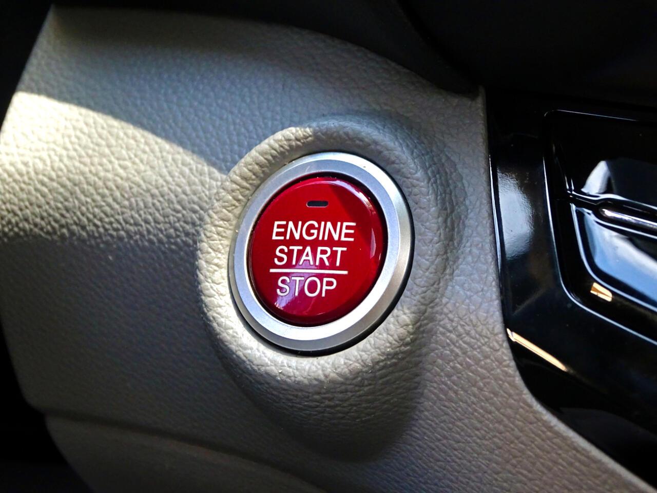 2016 Honda Accord Sedan 4dr I4 CVT EX