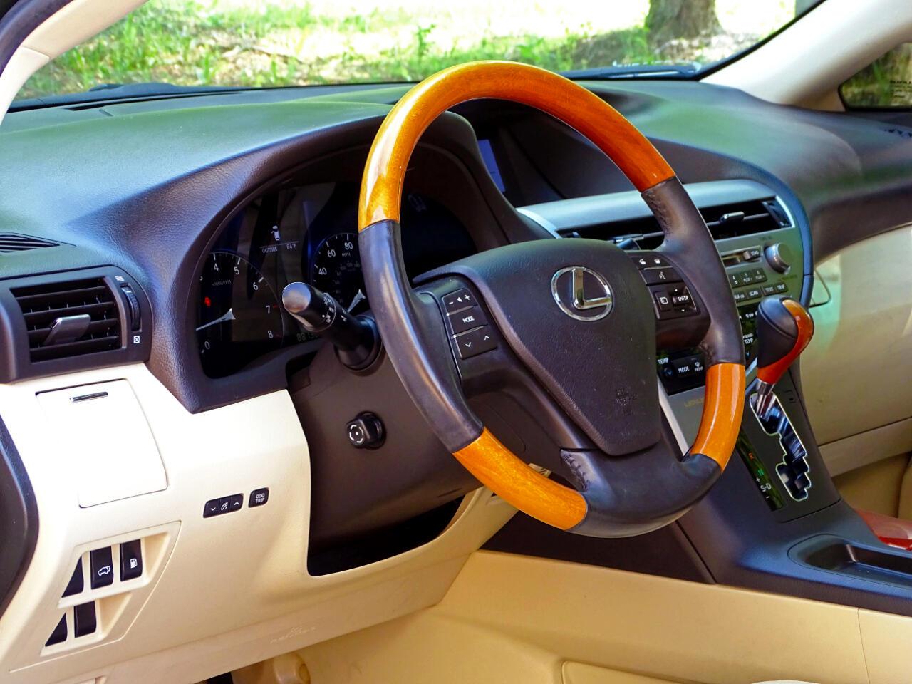 2012 Lexus RX 350 FWD 4dr