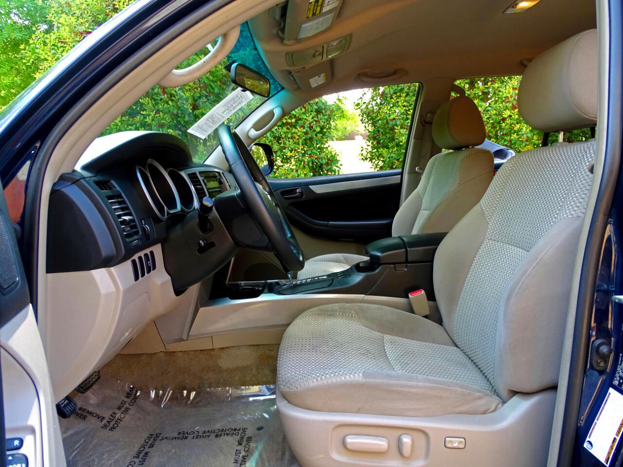 2006 Toyota 4Runner 4dr SR5 V6 Auto (Natl)
