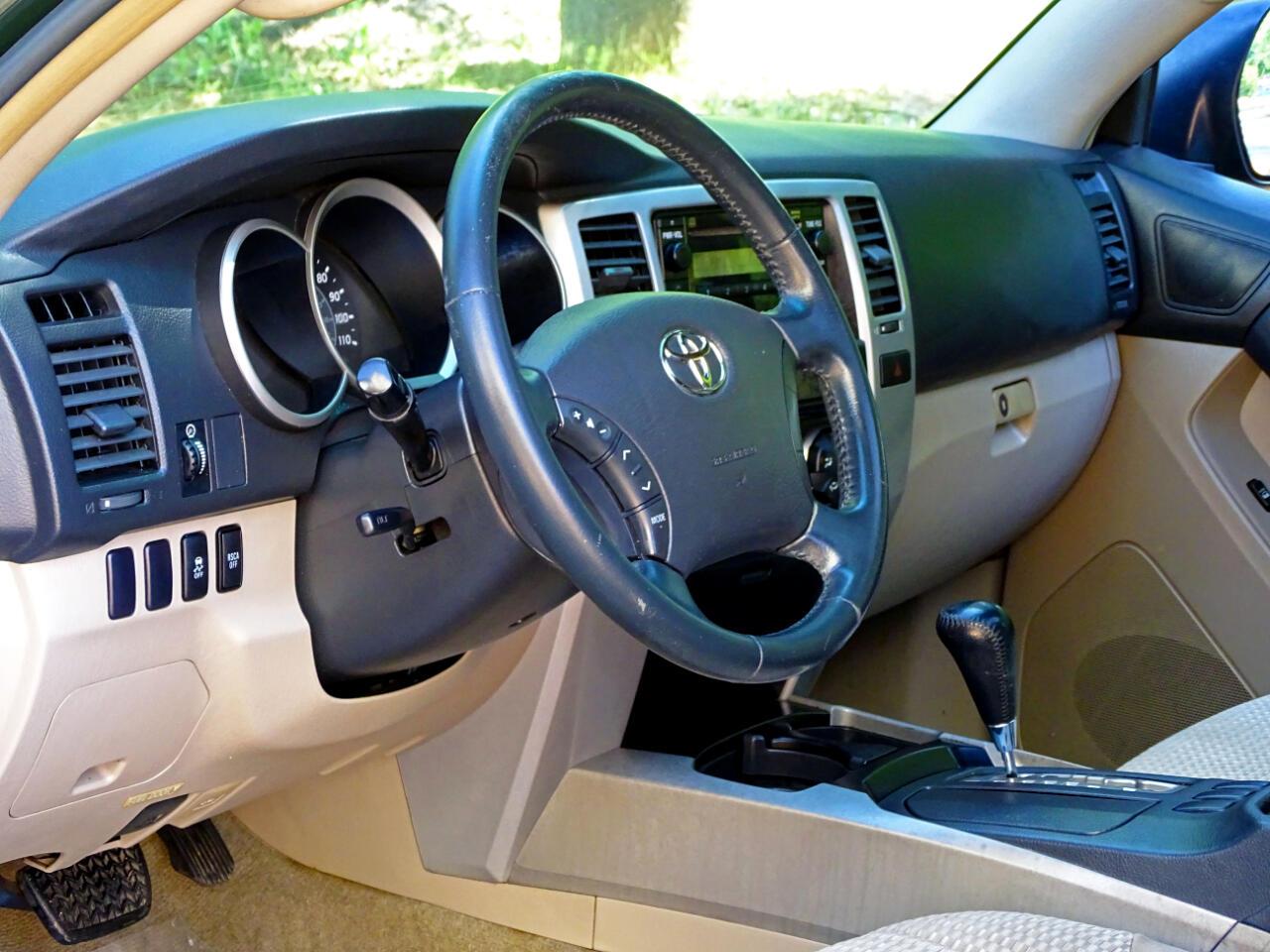 2008 Toyota 4Runner RWD 4dr V6 Sport (Natl)
