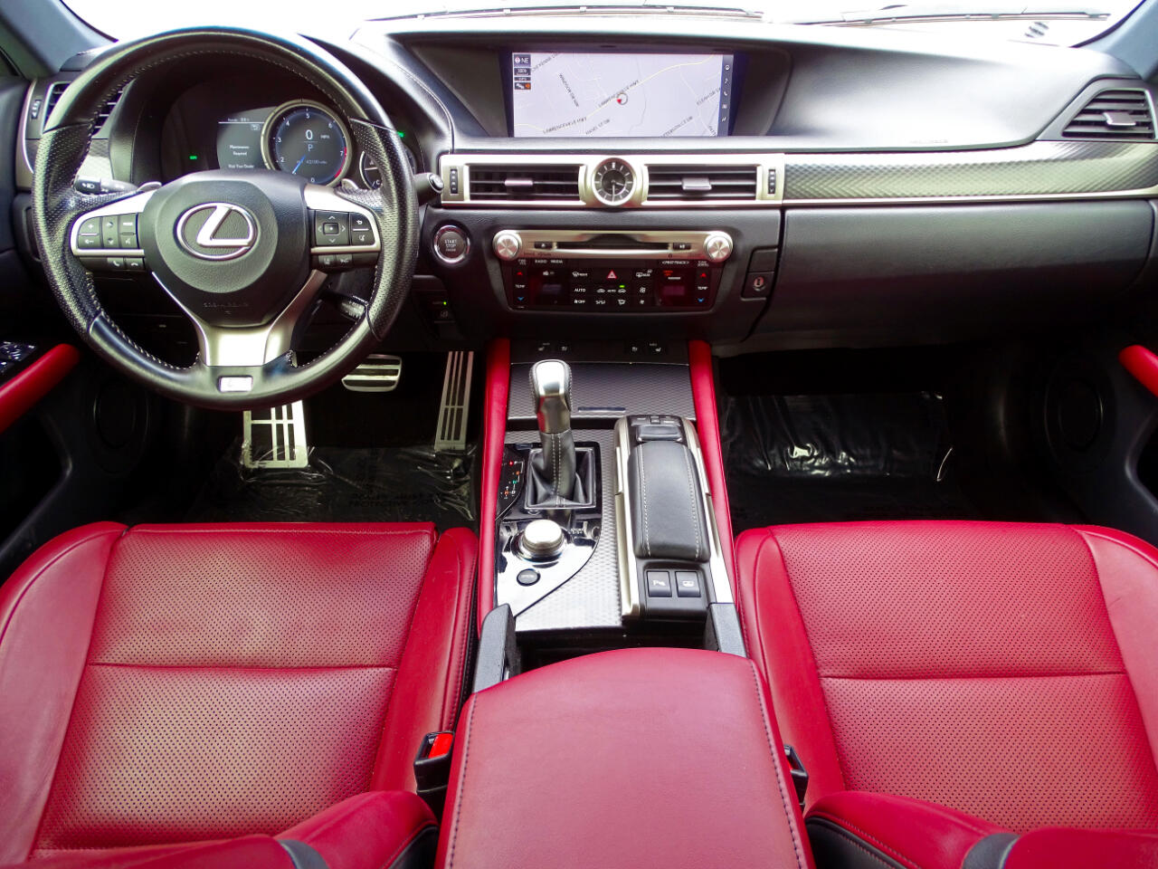 2017 Lexus GS 350 4dr Sdn RWD F Sport
