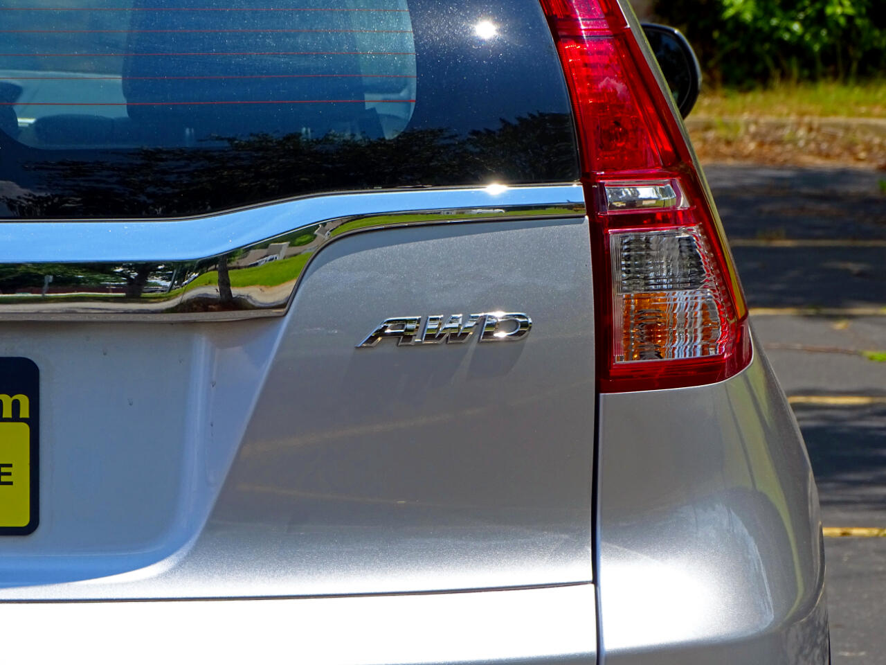 2016 Honda CR-V AWD 5dr EX-L
