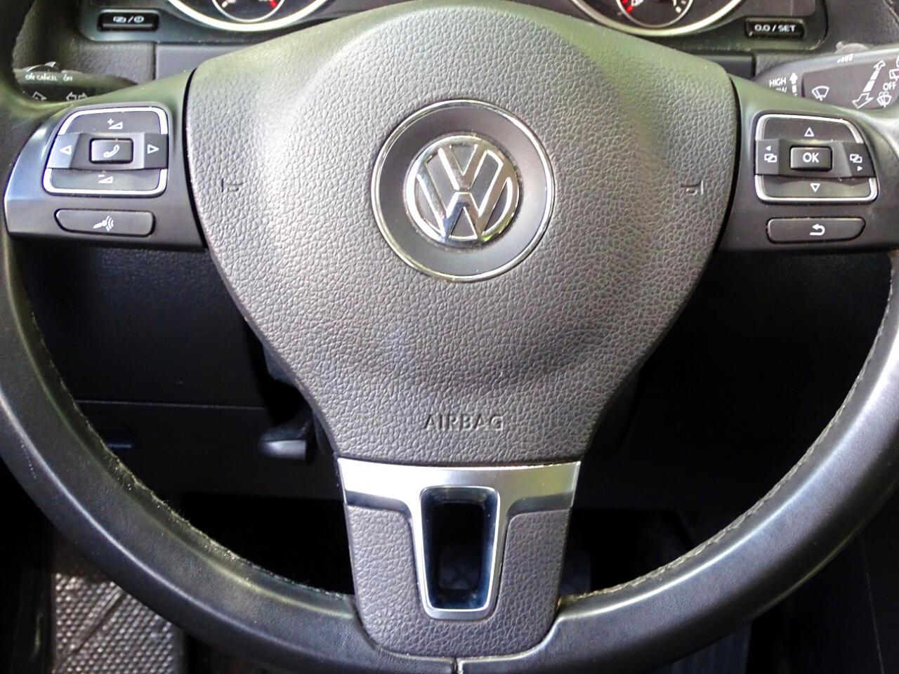 2016 Volkswagen Tiguan 4MOTION 4dr Auto S