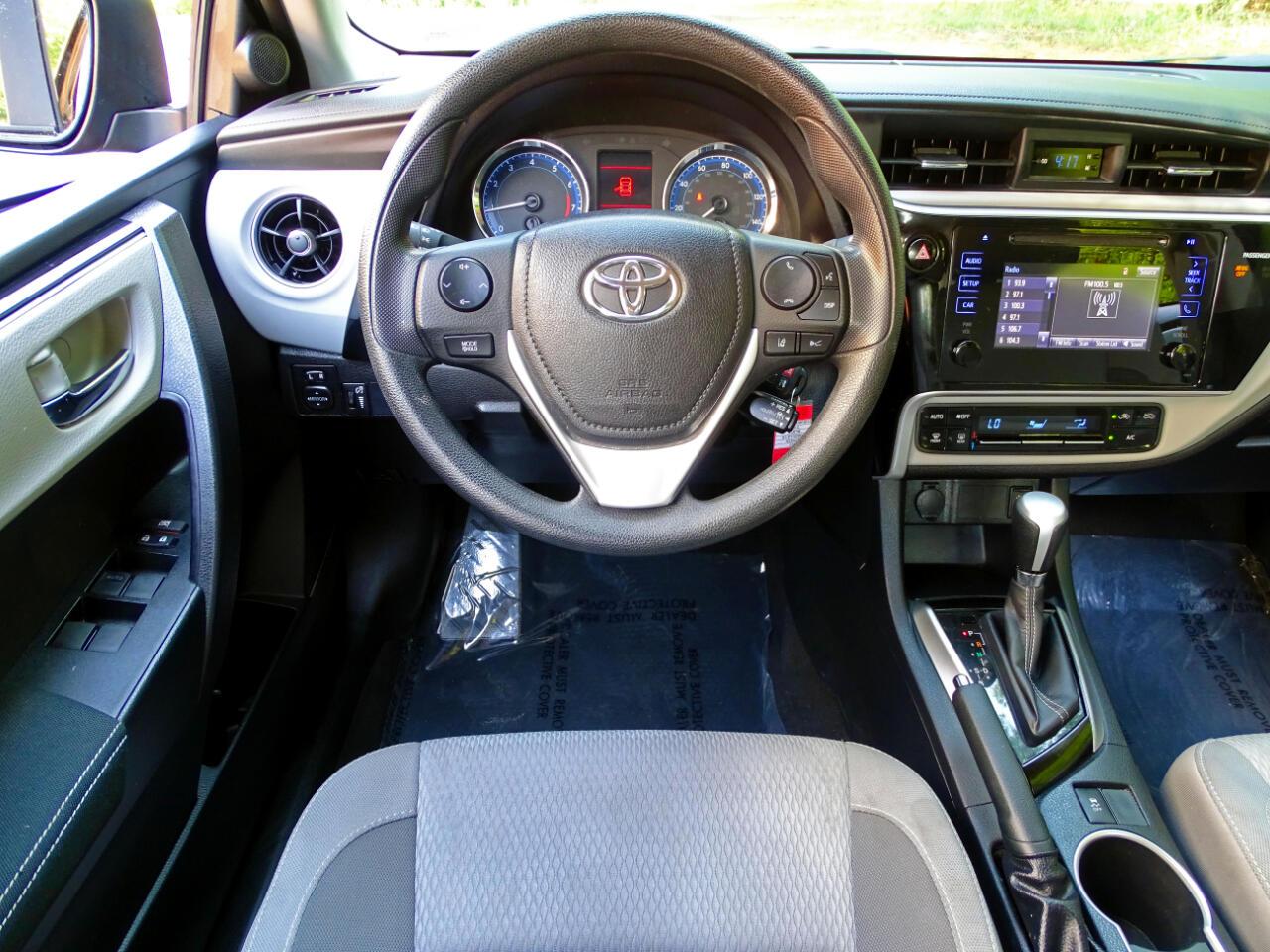 2017 Toyota Corolla 50th Anniversary Special Edition CVT (Natl)