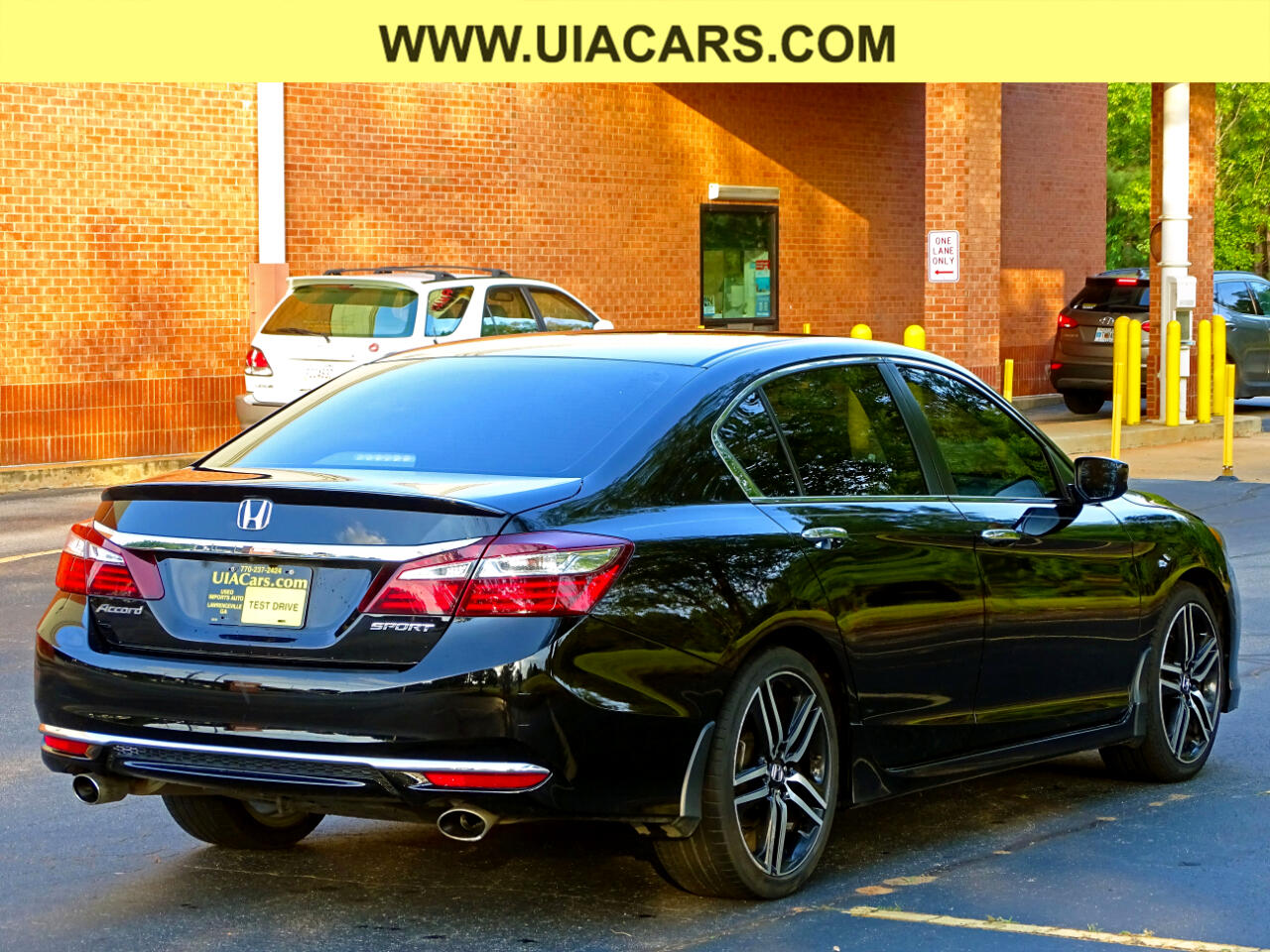 2017 Honda Accord Sedan Sport CVT