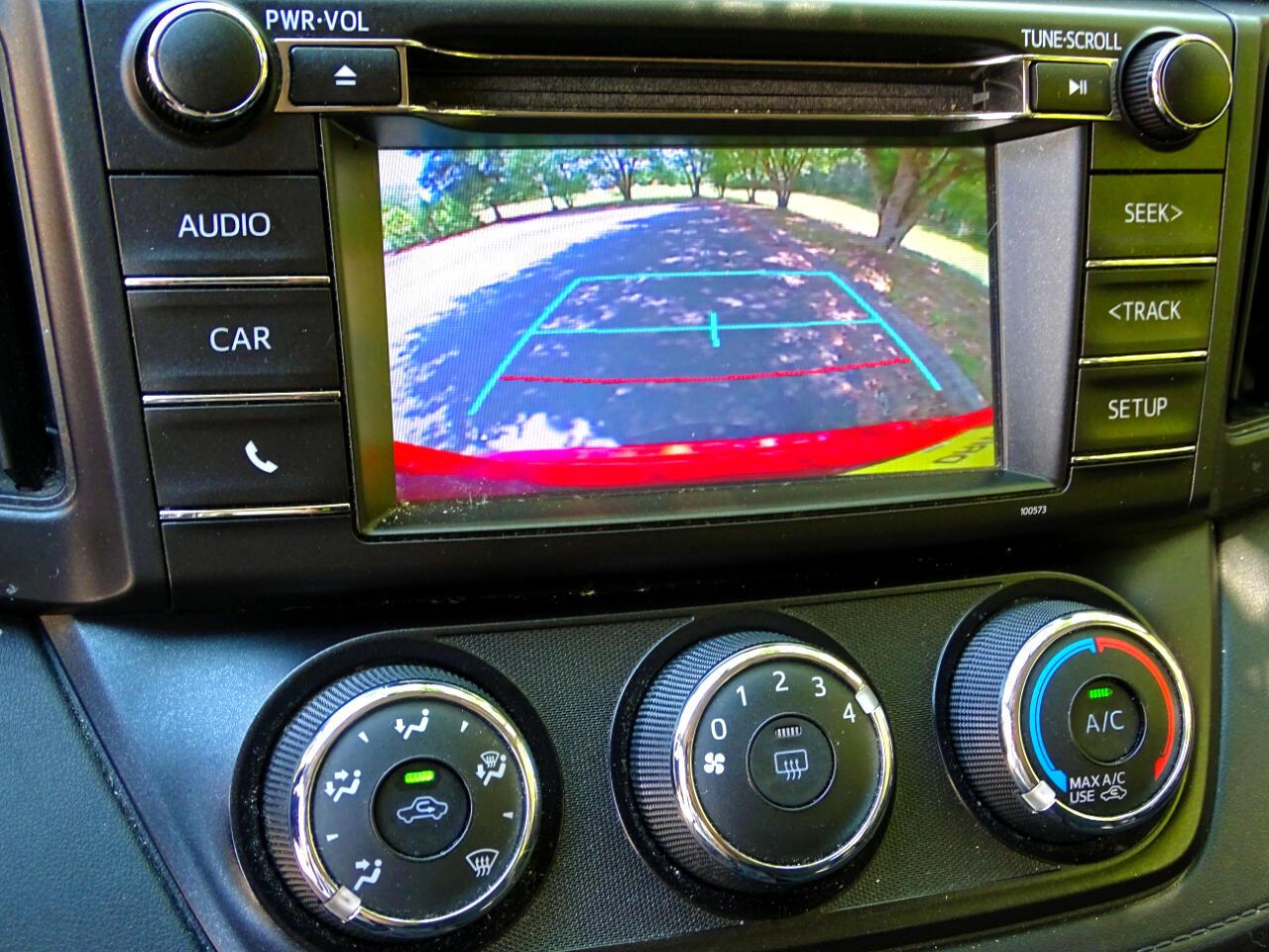 2016 Toyota RAV4 FWD 4dr LE (Natl)