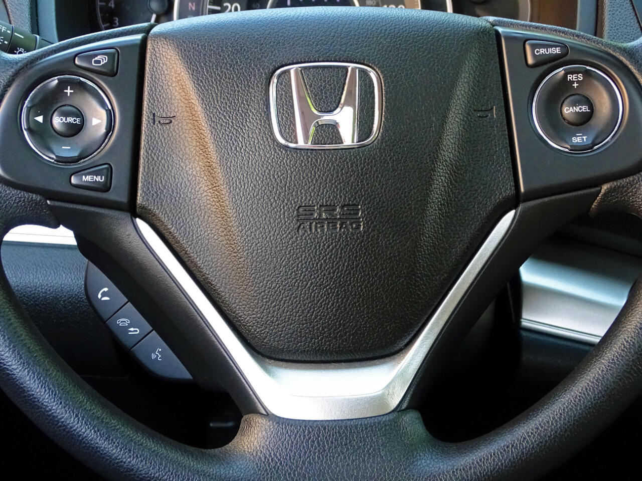 2016 Honda CR-V AWD 5dr EX
