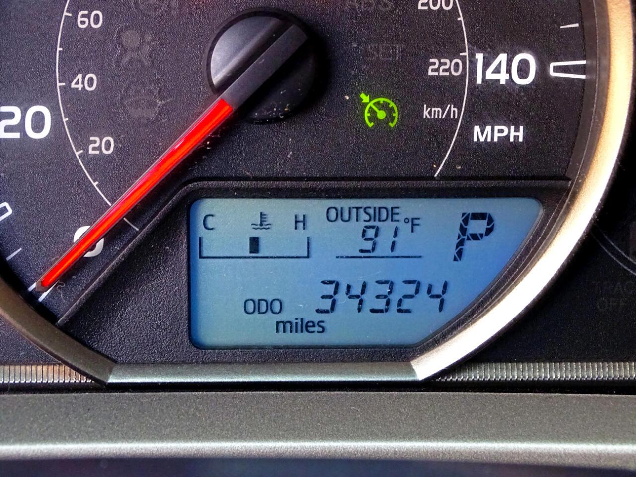 2014 Toyota RAV4 FWD 4dr XLE (Natl)