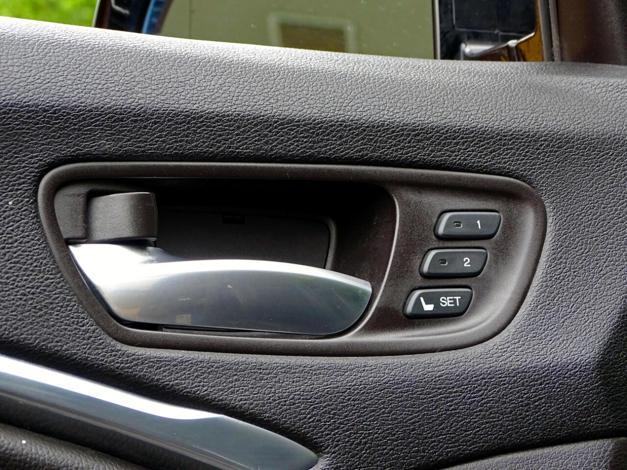 2016 Acura MDX SH-AWD 4dr