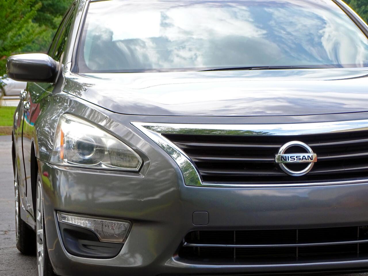 2015 Nissan Altima 4dr Sdn I4 2.5 S
