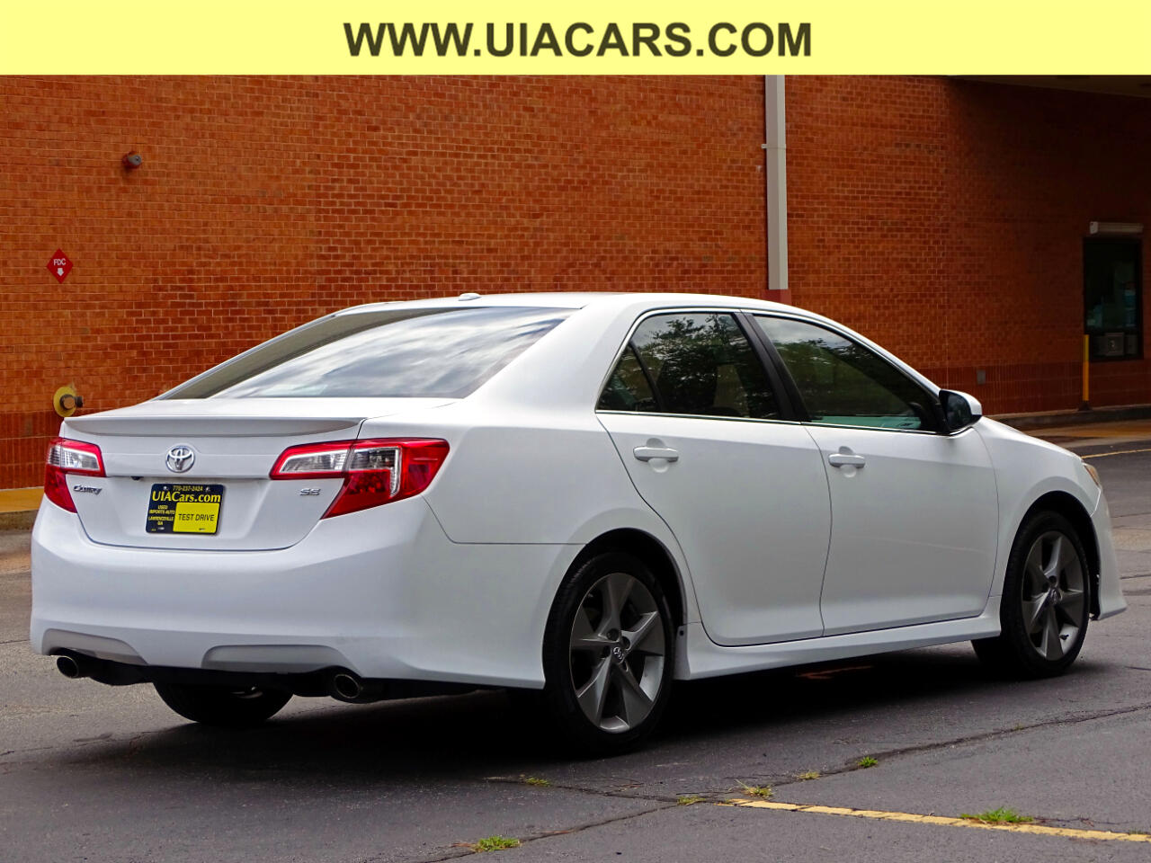2013 Toyota Camry 4dr Sdn V6 Auto XLE (Natl)