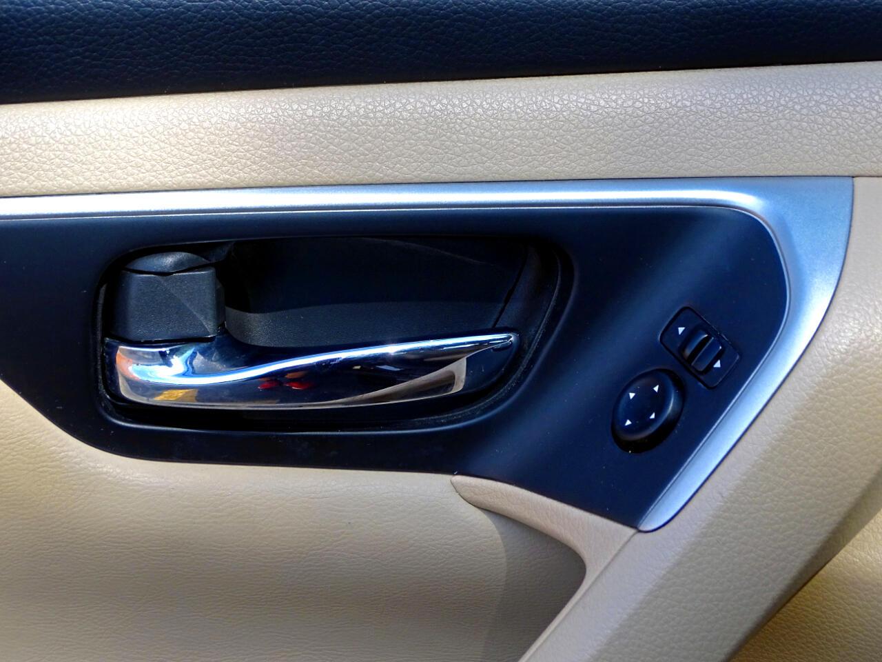 2016 Nissan Altima 4dr Sdn I4 2.5 S