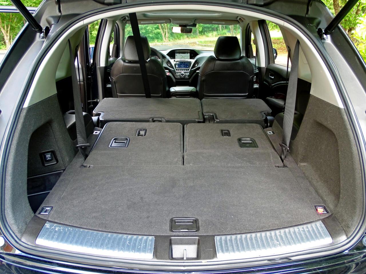 2016 Acura MDX SH-AWD 4dr w/Tech/AcuraWatch Plus