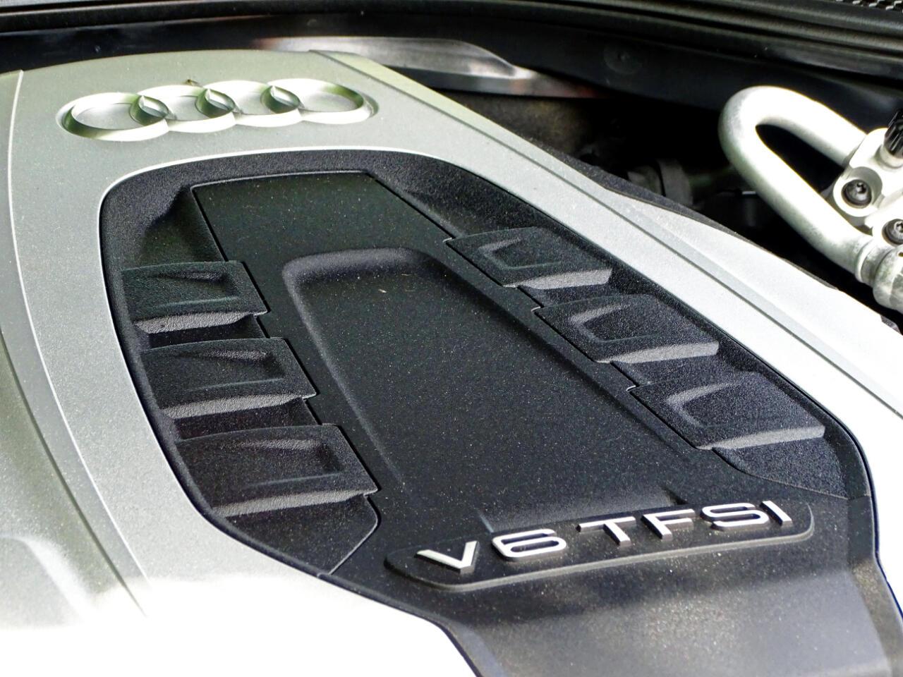 2017 Audi A7 3.0 TFSI Premium Plus quattro