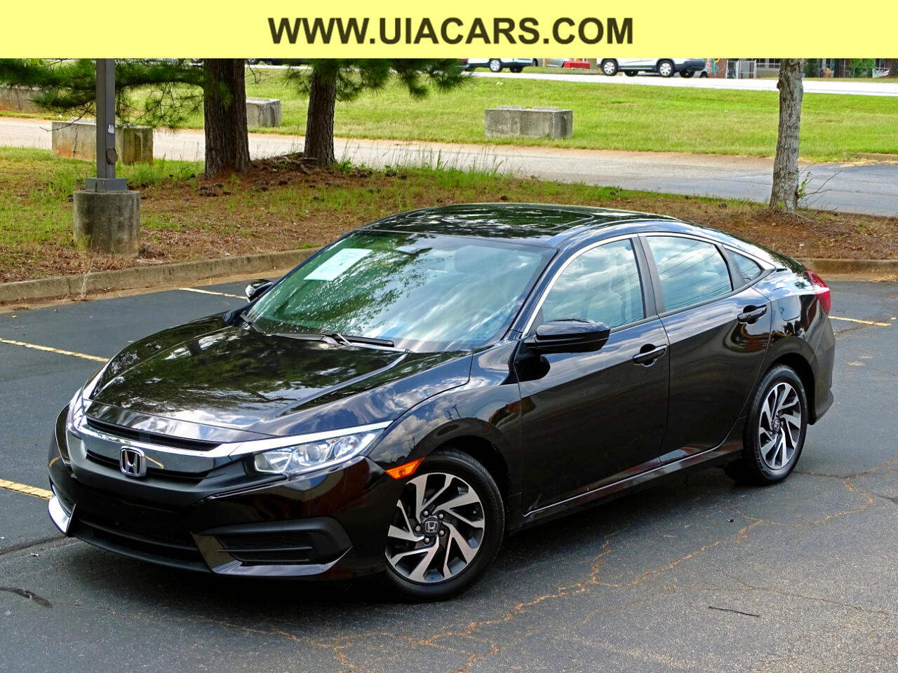 2016 Honda Civic Sedan 4dr CVT EX