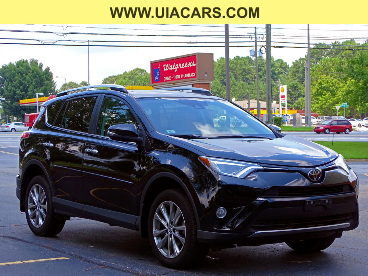 2016 Toyota RAV4 AWD 4dr Limited (Natl)