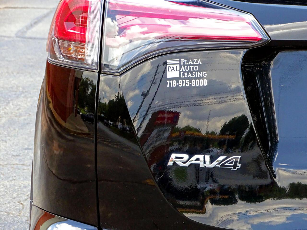 2016 Toyota RAV4 AWD 4dr Limited (Natl)